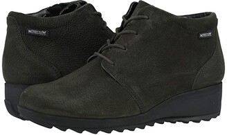 Mephisto Athina (Graphite Bucklux) Women's Shoes