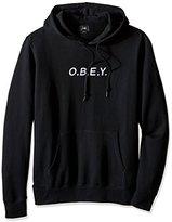 Obey Men's Contorted Hood Sweatshirt