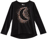Epic Threads Mix and Match Moon Graphic-Print T-Shirt, Little Girls (4-6X), Created for Macy's