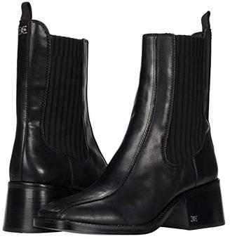 Sam Edelman Dasha (Black) Women's Pull-on Boots