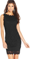 Jump Juniors' Lace Bodycon Dress