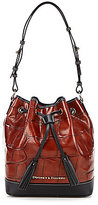 Dooney & Bourke Denison Collection Tasseled Drawstring Bag