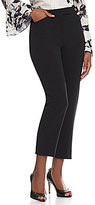 Preston & York Mona Textured Stretch Crepe Suiting Pant