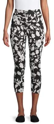 Time and Tru Women's Capri Leggings
