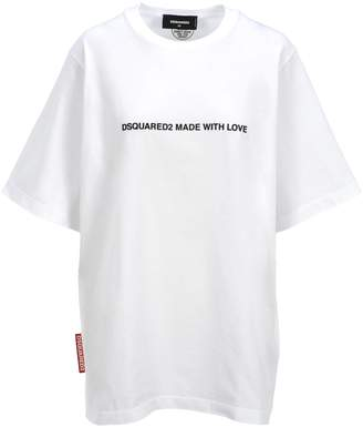 DSQUARED2 Made With Love T-shirt
