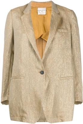 Forte Forte Metallic Thread Blazer