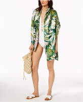 INC International Concepts I.n.c. Tropical Palms Cover-Up & Wrap, Created for Macy's
