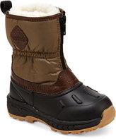 Carter's Zip-Up Boots, Toddler & Little Boys (4.5-3)
