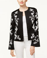 INC International Concepts Embroidered Jacket, Only at Macy's