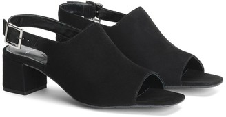 Aquatalia June Ankle Strap Sandal