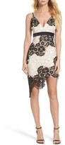 Bardot Women's Eve Lace Sheath Dress