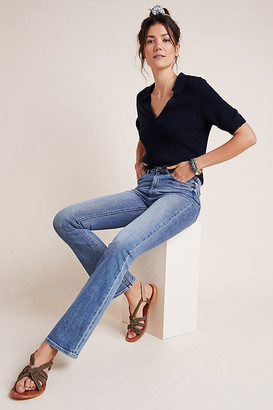 DL1961 Bridget High-Rise Bootcut Jeans By in Blue Size 25