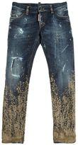 DSQUARED2 Muddy Stretch Denim Jeans