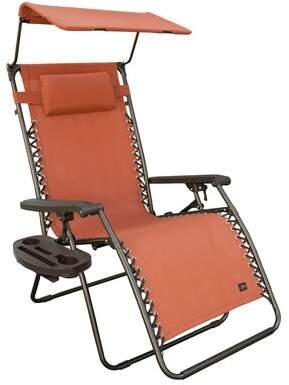 Zero Gravity Lavinia Reclining/Folding Chair Red Barrel Studio