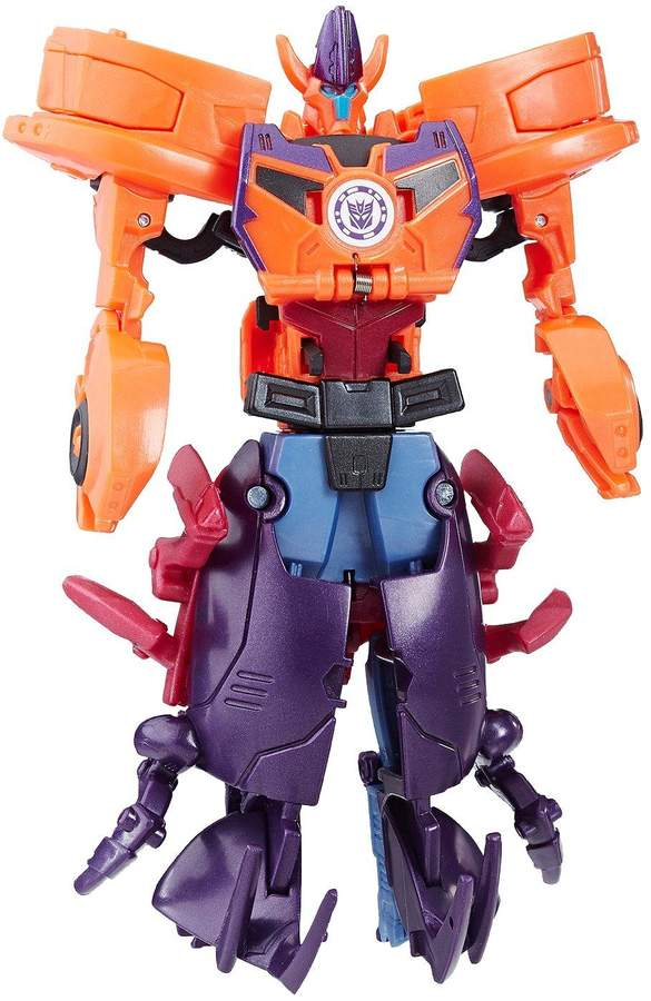 Transformers RID Combiner Force Crash Combiner Saberclaw