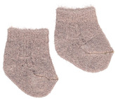 Bonton Cable Knit Socks