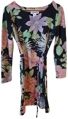 Leonard Multicolour Wool Dresses