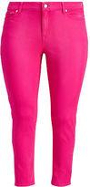 Ralph Lauren Woman Premier Cropped Skinny Jean