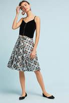 Eva Franco Geo Jacquard Skirt