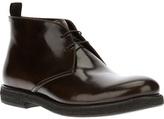 Giorgio Armani classic desert boot