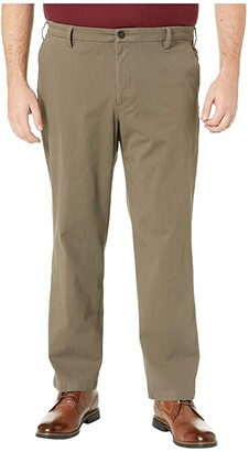 Dockers Big Tall Classic Fit Workday Khaki Smart 360 Flex Pants D3 (Pembroke) Men's Casual Pants
