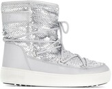 Moon Boot drawstring embellished boots
