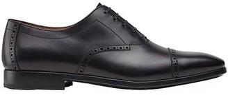 Salvatore Ferragamo Riley Leather Oxford Shoes
