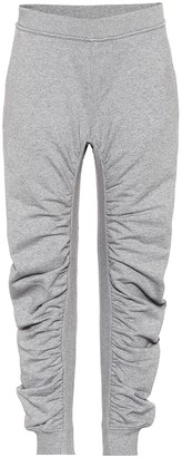 Stella McCartney Cotton trackpants