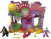 Fisher-Price Imaginext Joker Laff Factory