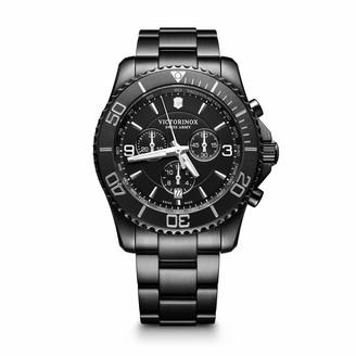 Victorinox Maverick Swiss-Quartz Watch with Stainless-Steel Strap
