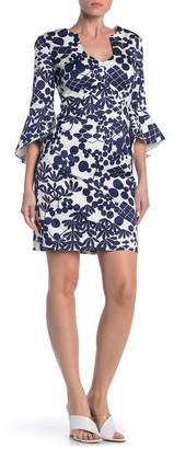 Trina Turk Winnie Floral Dress