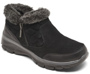 Skechers Women's Relaxed Fit - Easy Going - Girl Crush Ankle Boots from Finish Line