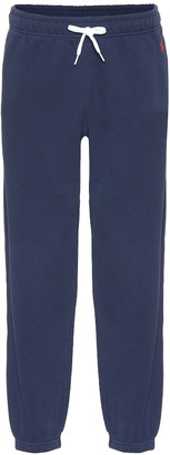 Polo Ralph Lauren Cotton-blend track pants