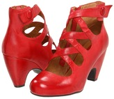 Miz Mooz Tillman (Red) - Footwear