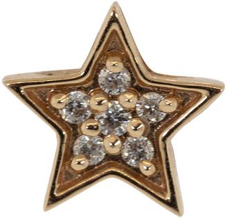 Andrea Fohrman Single Diamond Star Stud