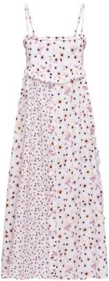 Peony Swimwear Soiree Floral Ruffle Dress