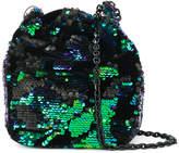 KENDALL + KYLIE Kendall+Kylie iridescent sequin shoulder bag