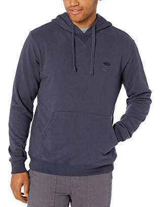 RVCA Men's Eddy Pullover Hooded Sweatshirt