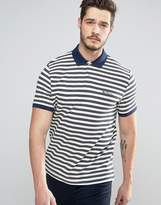 Ben Sherman Regular Fit Striped Polo
