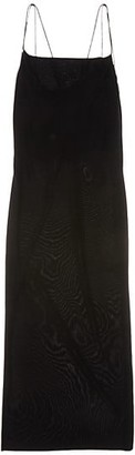 Helmut Lang Knot Detail Slip Dress