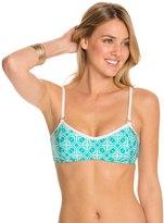 Laundry by Shelli Segal Anacapri Bay Underwire Bralette Bikini Top 8123137