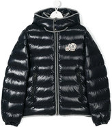 Moncler teen padded jacket