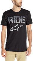 Alpinestars Men's Ride Splatter T-Shirt