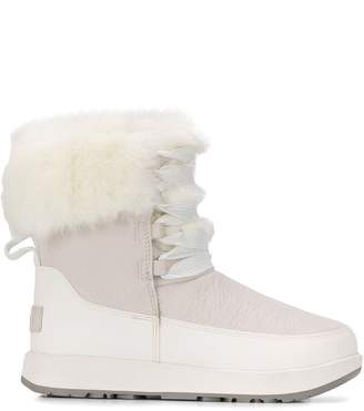 UGG Gracie trimmed waterproof boots