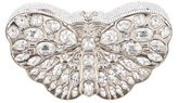 Judith Leiber Embellished Butterfly Clutch