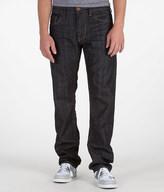 Union Double Stitch U Straight Stretch Jean