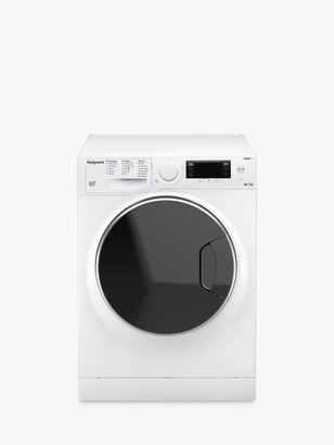 Hotpoint RD 966 JD UK N Freestanding Washer Dryer, 9kg Wash/6kg Dry Load, 1600rpm Spin, White