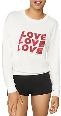 Spiritual Gangster Savasana Love Sweatshirt