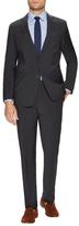 Vince Camuto Wool Notch Lapel Buttoned Suit