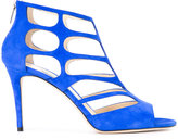 Jimmy Choo Ren 85 caged sandals